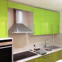 прямая кухня фото 21
