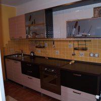 прямая кухня фото 23