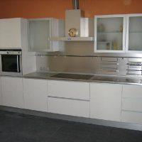 прямая кухня фото 25