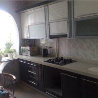 прямая кухня фото 29