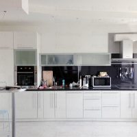 прямая кухня фото 34