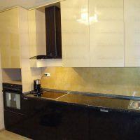 прямая кухня фото 47