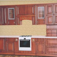 прямая кухня фото 62