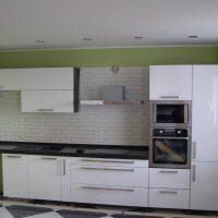 прямая кухня фото 66