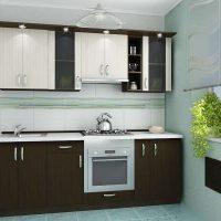 прямая кухня фото 70