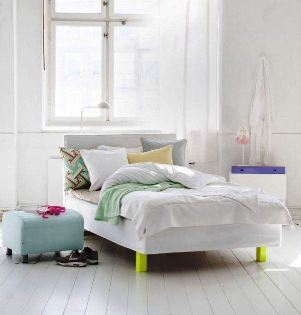 спальня в скандинавском стиле фото 12