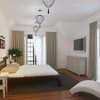 спальня в скандинавском стиле фото 23