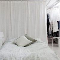 спальня в скандинавском стиле фото 32
