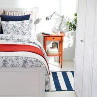 спальня в скандинавском стиле фото 40