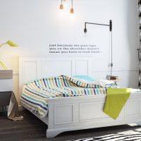 спальня в скандинавском стиле фото 41