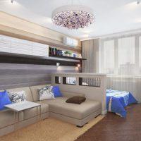 спальня в скандинавском стиле фото 44