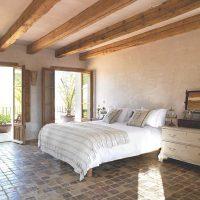 спальня в скандинавском стиле фото 46