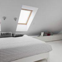 спальня в скандинавском стиле фото 50