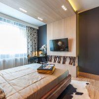 спальня в скандинавском стиле фото 54