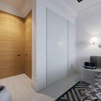 спальня в скандинавском стиле фото 57