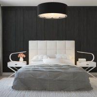 спальня в скандинавском стиле фото 61
