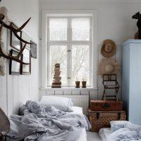 спальня в скандинавском стиле фото 65