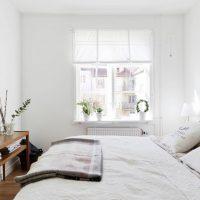 спальня в скандинавском стиле фото 66