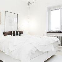 спальня в скандинавском стиле фото 68