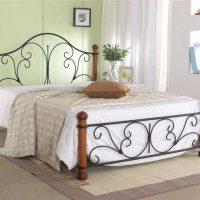 спальня в скандинавском стиле фото 69