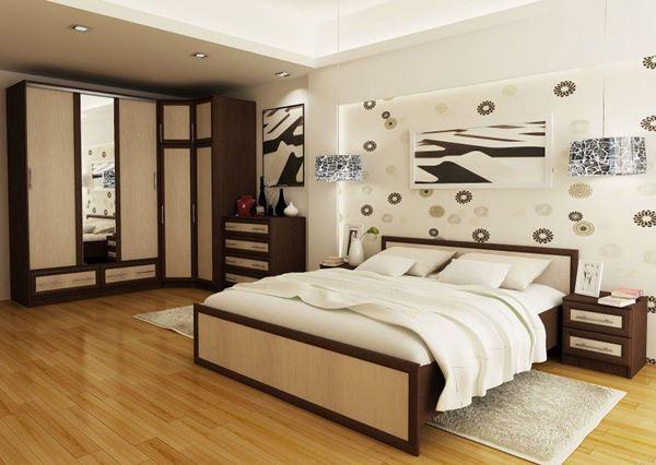 спальня в стиле модерн фото 10