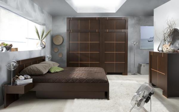 спальня в стиле модерн фото 15