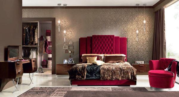 спальня в стиле модерн фото 7