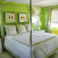 дизайн зеленой спальни фото 46