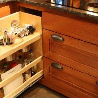 хранение на кухне идеи фото 11
