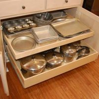 хранение на кухне идеи фото 15