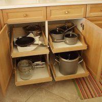 хранение на кухне идеи фото 16