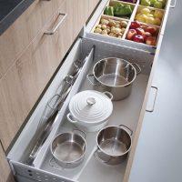 хранение на кухне идеи фото 18