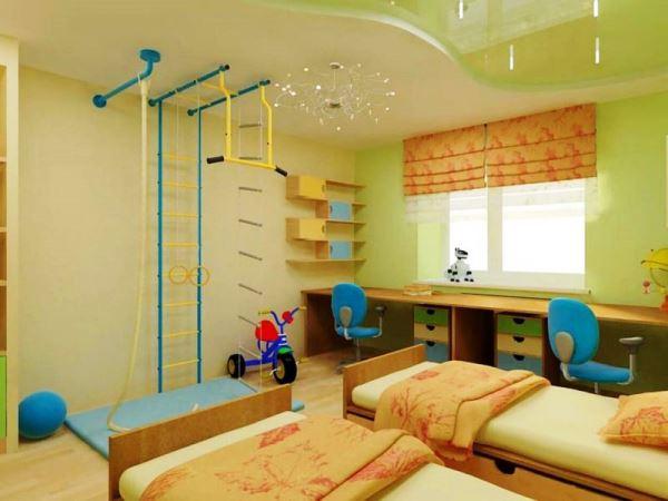 маленькая детская комната фото 11