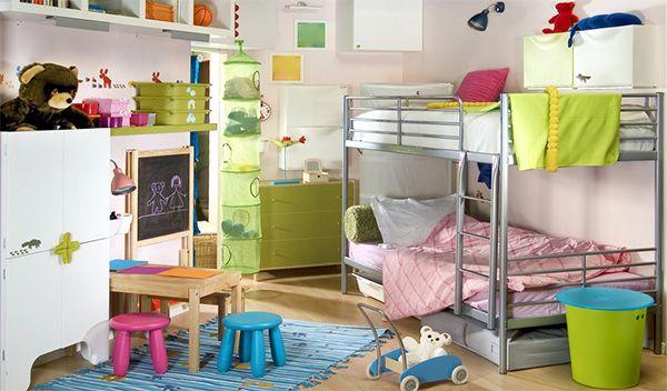 маленькая детская комната фото 2