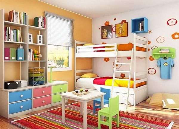 маленькая детская комната фото 3