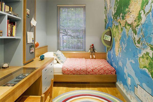 маленькая детская комната фото 5