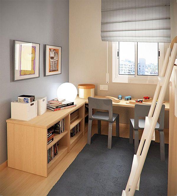 маленькая детская комната фото 7