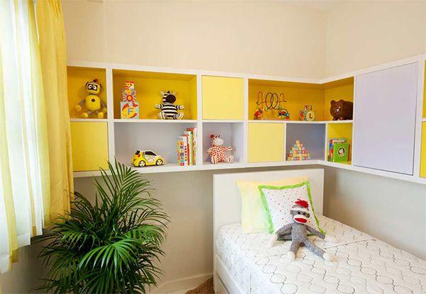 маленькая детская комната фото 9