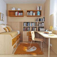 маленькие детские комнаты дизайн фото 10