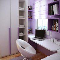 маленькие детские комнаты дизайн фото 11
