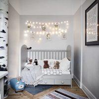 маленькие детские комнаты дизайн фото 12