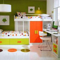 маленькие детские комнаты дизайн фото 13