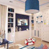 маленькие детские комнаты дизайн фото 14