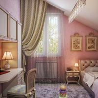 маленькие детские комнаты дизайн фото 15