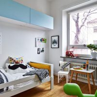 маленькие детские комнаты дизайн фото 17