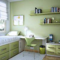 маленькие детские комнаты дизайн фото 18