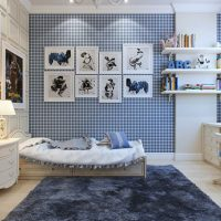 маленькие детские комнаты дизайн фото 19