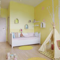 маленькие детские комнаты дизайн фото 21