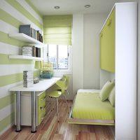 маленькие детские комнаты дизайн фото 24