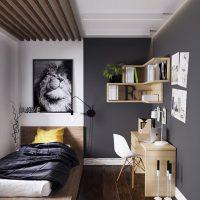маленькие детские комнаты дизайн фото 27